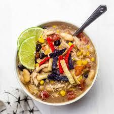 fil a en tortilla soup