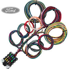 14 circuit ford budget restoration wiring harness ford 460 efi wiring harness at Ford Wiring Harness