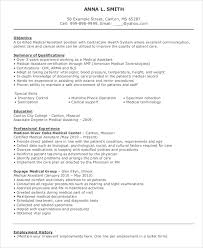 medical assistant resume objective statement resume objective statment