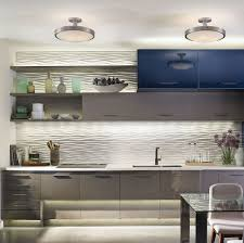 Kichler Light Layering Modern Kitchen Daytime Sq