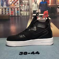 womens nike air force 1 white. Nike Air Force 1 Ultraforce Mid AF1 Men\u0027s / Women\u0027s Casual Board Shoes Black White Womens