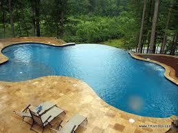 infinity pools edge. Infinity Pool Curvy Troy Swezey Pools Edge