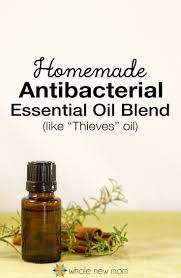 Thieves Oil Dilution Homemade Antibacterial Essential Oils Blend Like Thievesr Oil