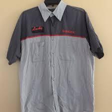 auto mechanic shirts. Delighful Auto Auto Mechanic Shirt Lucky Nissan Work Uniform Intended Shirts I