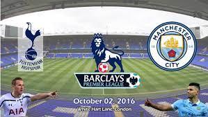 Manchester City V Tottenham Hotspur Highlights