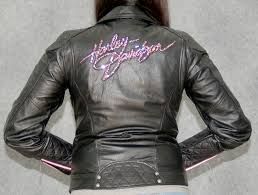 womens harley davidson jackets leather girls clothing s