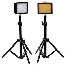 com bestlight photography 216 led studio lighting kit including 2 w216 dimmable ultra high power panel digital dslr camcorder led