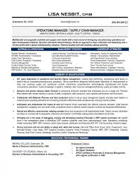 Coo Resume Template Resume Template Format For Operation Manager Elegant Free Download 59