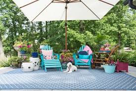 outdoor decorating ideas from