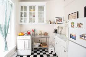 small kitchen furniture design. Simple, Cozy American Classic Style In 600 Square Feet Small Kitchen Furniture Design M