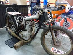 oldmotodude 1966 bsa 441 victor drag bike for sale at the 2016