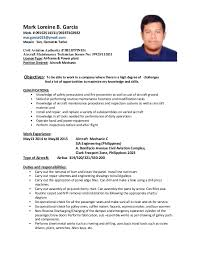 Aircraft Mechanic Resume Examples Freelance Essay Report Writer Editor Proofreader Other