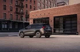 2018 gmc terrain reveal. contemporary terrain 2018 gmc terrain slt exterior 002 on gmc terrain reveal r