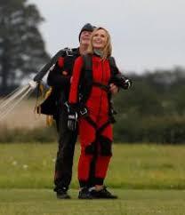 Amanda Holden @ Heart's Big Skydive For Global's Make Some Noise ...