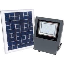 reusable revolution 5 watt white solar integrated led outdoor wall mount flood light
