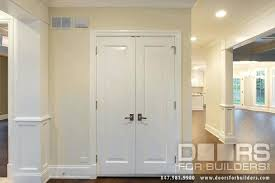 double prehung interior doors photo 4 of 6 custom wood interior doors closet double door charming