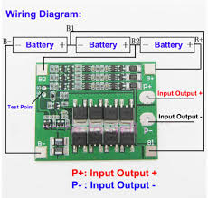 bms wiring diagram wiring diagram sys diy professional 18650 battery pack 12 steps pictures bmw wiring diagram pdf bms wiring diagram