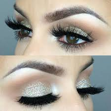 wedding makeup looks brown eyes photo 1