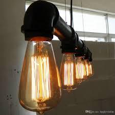 Pendant Lighting Living Room Pendant Lights Artistic Five Heads Lights Retro Industrial