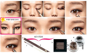 coz looks for in por korea which brown natural makeup natural is tutorial with asian eyeliner