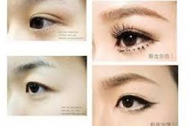 1天韩式化妆课程1 day korean eyes makeup work