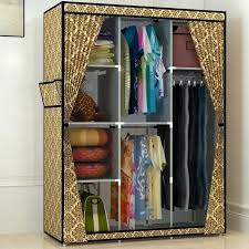 closet clothes rod heights large capacity cabinet family can be simple dust cloth wardrobe for clothes closet shelf depth new rack