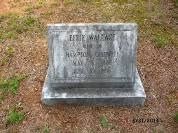 Effie Wallace Caldwell (1888-1956) - Find A Grave Memorial