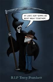 Sir Terry Pratchett by Ian-Summers on DeviantArt