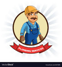 Animation Design Services Plumbing Service Plumber Cartoon Design
