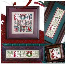 Drawn Thread Designs Counted Cross Stitch Charts And Patterns