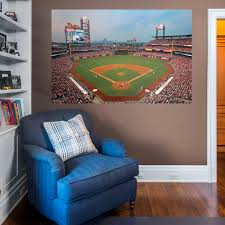 philadelphia phillies citizens bank park behind home plate mural fathead