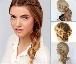 صور انستقرام لـ 20 طريقة لعمل تسريحة شعر الضفيرة مجلة الجميلة