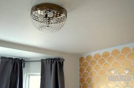 sensational design pottery barn ceiling lights brilliant decoration mistakes knocking off a mia faceted crystal pendant