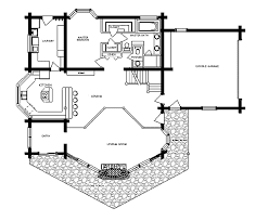 Molokai Vacation Home  Floorplans 1Vacation Home Floor Plans