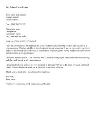Airport Driver Cover Letter. Bus Attendant Cover Letter. Community ...