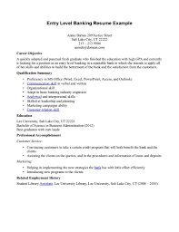 entry level resume examples getessay biz entry level resume examples