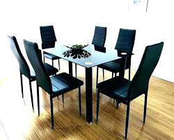 dining table for 6 round dining room tables for 6 black round dining table and chairs