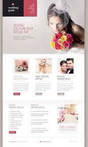19 Best Wedding Event Planner Website Templates Free Premium