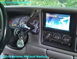 All Chevy chevy 2001 : 2001-Chevy-Silverado-double-din - Boomer Nashua Mobile Electronics