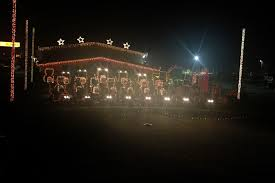 Messicks Light Show Tractor Christmas Orchestra By Messick Farm Equipment