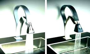 kitchen faucet chrome video kohler malleco touchless reviews