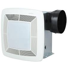 Quiet Bathroom Exhaust Fans With Light Lighting Small Fan Modish ...