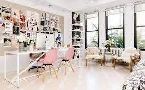 inspiring office design. Rebecca Taylor\u0027s Inspiring Garment District Office Design