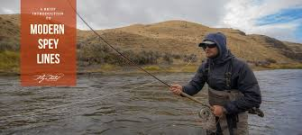 A Brief Introduction To Modern Spey Lines Fly And Field