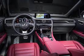 The 2016 Lexus Rx A Revolution In Luxury Crossover Design