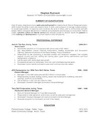 Summary Of Skills Resume New Examples Of Computer Skills In Resume Fruityidea Resume