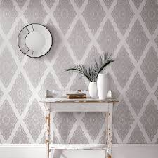 Silver Wallpaper For Bedroom How To Come Up With A Design For All Four Walls