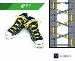 Shoelace Patterns Custom Shoelace Styles 48 Cool Ways To Tie Shoelaces Pundit Cafe