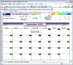 1 Template Excel Programme Microsoft Training Schedule Agile Project ...