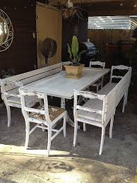outdoor dining room table mid century dining set with table and chairs by skovby and o d